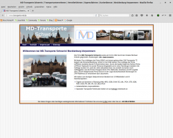 Transporte MD in Schwerin