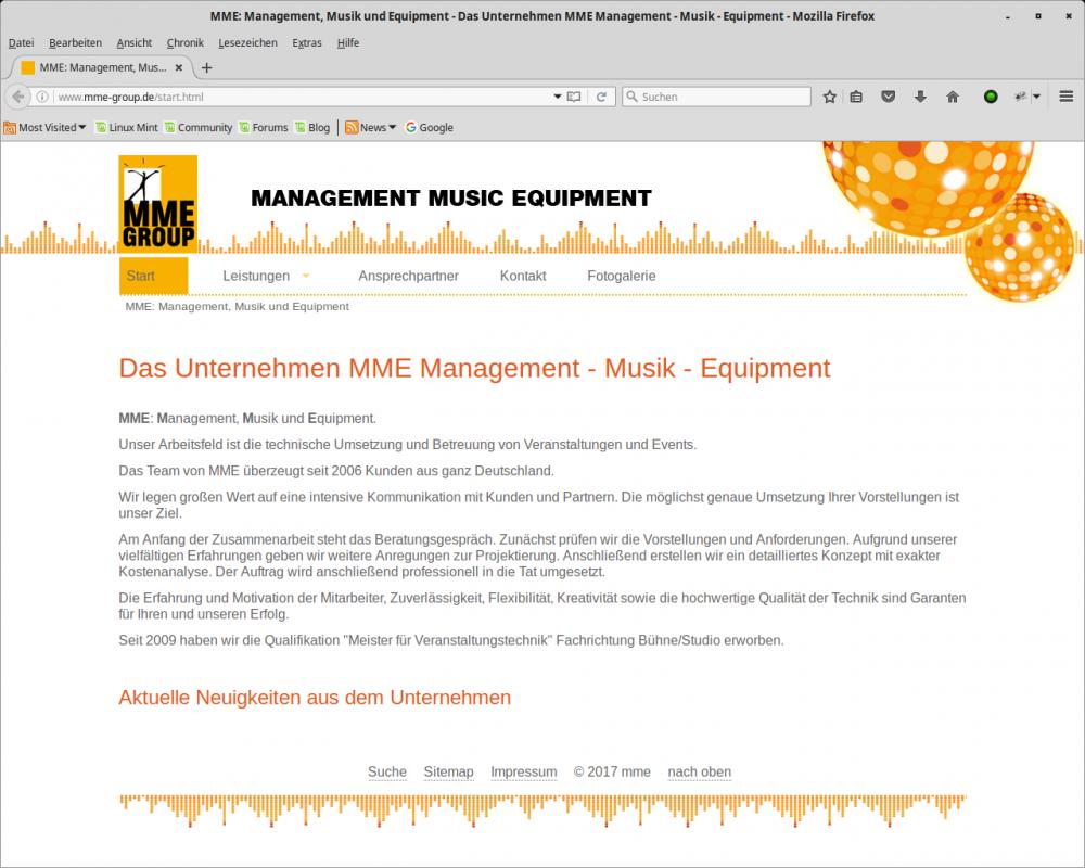 mv-soft Ltd. | Webagentur | Webprogrammierung | Internetseite | Schwerin