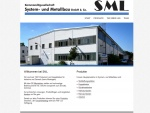 mv-soft: SML Metallbau