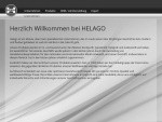 mv-soft: Unser neues Internet-Projekt - Helago-Pharma GmbH & Co. KG